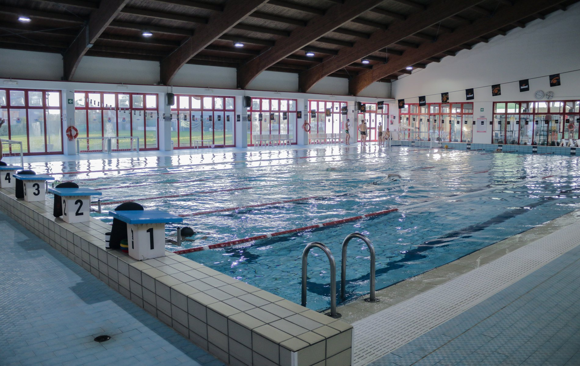 Pol Piscina Novate Milanese.Sport Management
